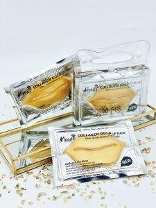 Belov Collagen Gold Патч для губ с золотом и коллагеном