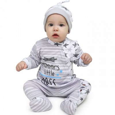 Теплые и интересные комбезы, коллекция зверята и новиночки! — Коллекция Little Boss и Супергерои — Для новорожденных