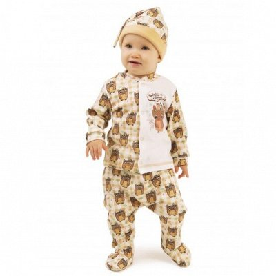 Теплые и интересные комбезы, коллекция зверята и новиночки! — Распашонки и кофточки (на кнопочках) — Для новорожденных