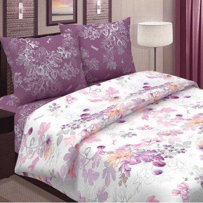 ™ВИКТОРИЯ - постельное белье от 775 руб, текстиль, трикотаж  — КПБ Поплин Иваново — Спальня и гостиная
