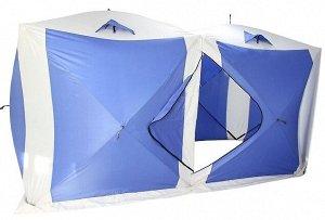 Палатка зимняя Travel Top Куб двойной (200х400, h215см, без колышков)