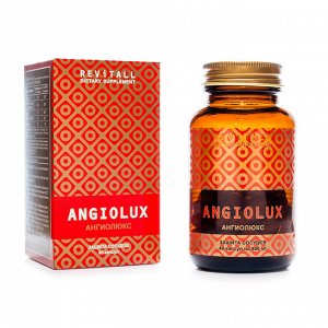 Revitall ANGIOLUX, 40 капсул