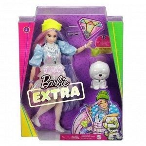 Кукла Mattel Barbie Экстра в шапочке49