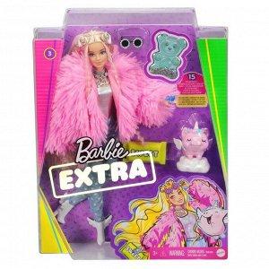 Кукла Mattel Barbie Экстра в розовой куртке41
