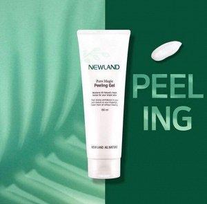 Отшелушивающий гель для лица NEWLAND Pure Magic Peeling Gel 180 мл
