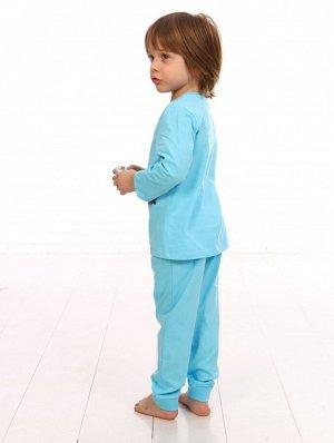 Пижама Состав: Хлопок 100 %; Материал: Кулирка Отличная пижама на мальчика. Интересный и забавный принт. Идеальная для дома и сна.