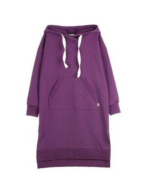 Платье 1123А фиолетовый