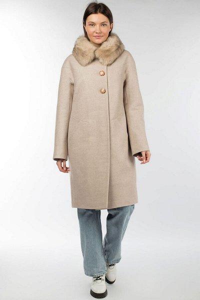 Империя пальто- куртки, пальто, весенние новинки! — Пальто утепленные с натуральным мехом — Утепленные пальто