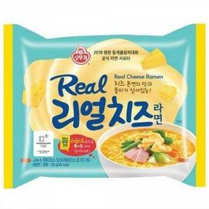 """Лапша с сырным соусом, """"Real Cheese"""" (спагетти) 135г"""