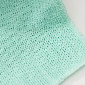 Салфетка для уборки Доляна, 30?30 см, 220 г/м2, микрофибра, цвет МИКС