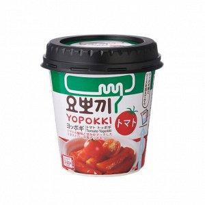Рисовые клецки с томатным соусом 120г