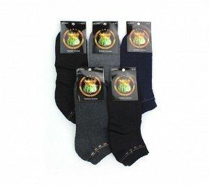 Мужские носки тёплые Лиза A6009 бамбук