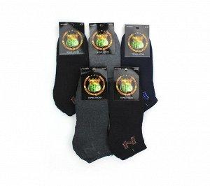 Мужские носки тёплые Лиза A6009-1 бамбук