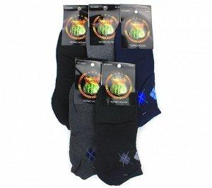 Мужские носки тёплые Лиза A6009-3