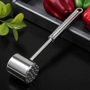 Молоток для мяса Steel, 26,5 см, нержавеющая сталь 5296230