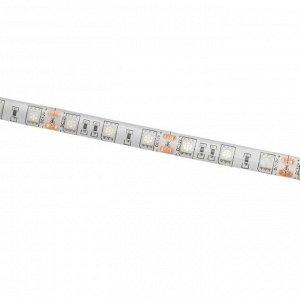 Светодиодная лента для растений Luazon Lighting, 2м, 60SMD5050/м, 14Вт/м, IP65, 220 В