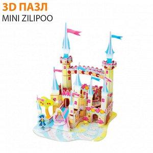 "3D пазл Mini Zilipoo ""Карамельный замок"""