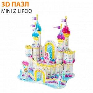 """3D пазл Mini Zilipoo """"Алмазный замок"""""""