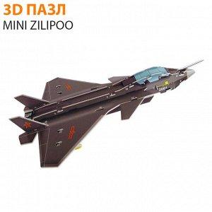 "3D пазл Mini Zilipoo ""Аэроплан"""