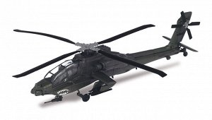 Журнал Вертолеты №2 + модель вертолета 1:72