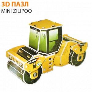 """3D пазл Mini Zilipoo """"Каток"""""""