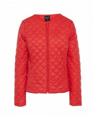Куртка утепленная жен. (181763) красный