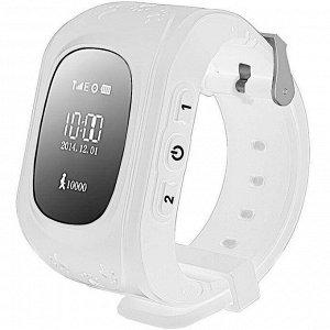 Детские смарт-часы Q50 GPS (белый)