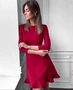 Платье Ткань спандекс