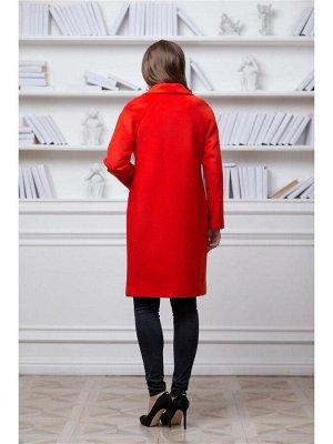 """Пальто демисезон цвет """"RED"""""""