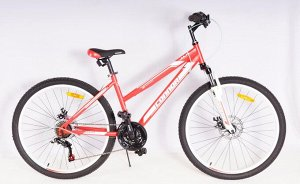 "Велосипед CONNOR JULIA MTB 26"" (B) FS 18SP RA25-249 (красный)"