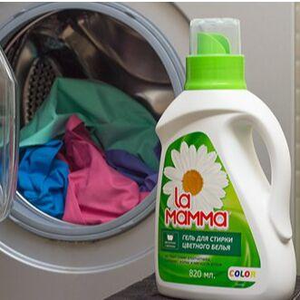 Акция на бытовую химию La Mama. У нас очень выгодно!💰 — Антибактериальная серия от LaMamma! Ликвидация остатков. — Гели и мыло