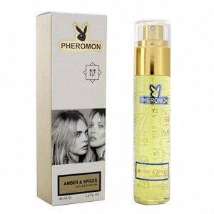 Аромат по мотивам Montale Amber & Spices pheromon edp 45 ml