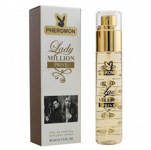 Аромат по мотивам Paco Rabanne Lady Millon Prive pheromon edp 45 ml