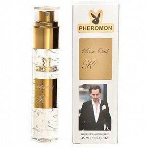 Аромат по мотивам Kilian Rose Oud pheromon edp 45 ml