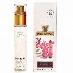 Аромат по мотивам Montale Rose Elixir pheromon edp 45 ml