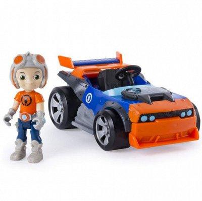 Самые популярные мультяшные игрушки Быстрая закупка — Расти механик — Машины, железные дороги