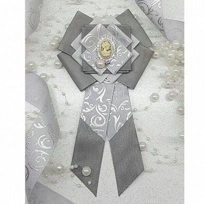 Броши К 9 МАЯ,Банты,Заколки,Галстуки,ручной работы 1-21 — Банты и галстуки из репсовой ленты — Галстуки и бабочки