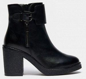 Обувь Женская Ботильоны Зима