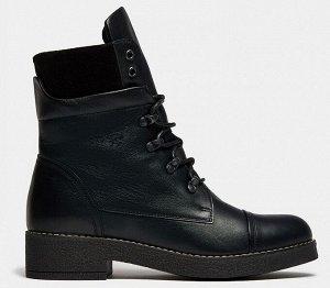 Высокие ботинки женские ALFA