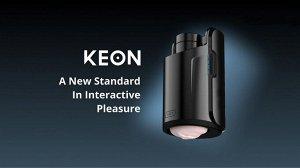 Интерактивный автоматический мастурбатор Keon Combo (подключается к Webcam сервису и Bluetooth)