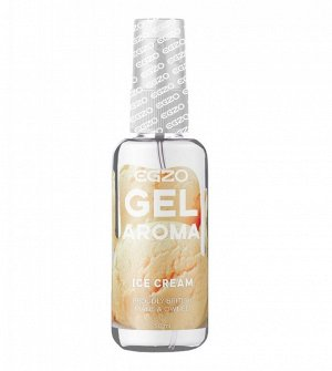 Увлажняющий гель на водной основе EGZO AROMA Ice Cream с ароматом мороженого (50 мл)