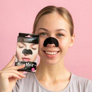 RARASKIN  Маска тканевая для носа очищающая с экстрактом древесного угля