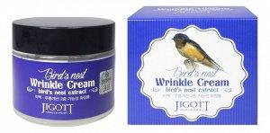 JIGOTT Крем 70мл Антивозрастной с ласточкиным гнездом (Birds Nest Wrinkle Cream) /100шт/