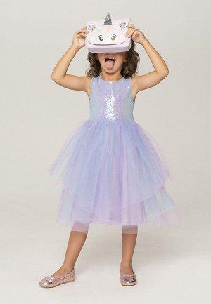 0921106057 Платье детское для девочек Diadem-Inf розовый