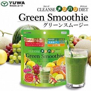 """005357 """"Yuwa"""" Концентрат для приготовления безалкогольных напитков """"Зеленый смузи"""" 150 гр"""
