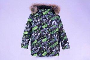 Куртка зимняя подростковая Сильвер Мембрана