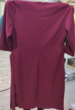 Платье ОГ 100см, ОБ 104см, длина 97см