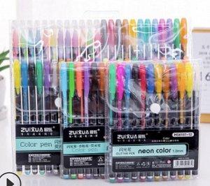 Неоновые ручки 36 цветов
