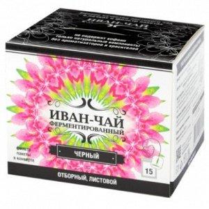 """Напиток чайный """"Иван-чай"""" ферментированный  листовой  22,5 г ф/п"""