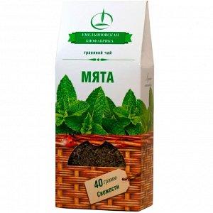 Напиток чайный травяной Мята 40 г